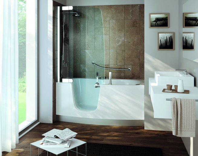 Try A Teuco Walk In Shower