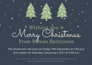 Christmas opening reopen 2nd Jan