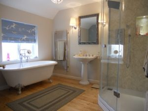 bathroom design for period homes in the midlands