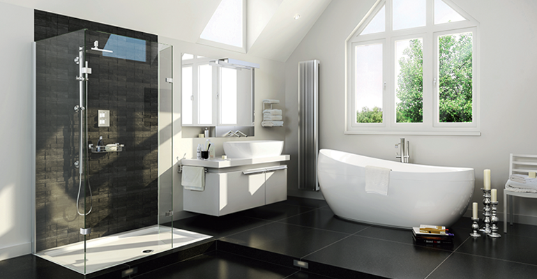 Bathroom design and installation across the west midlands for Bathroom design kingston
